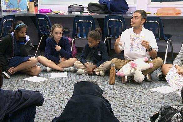 LA classroom